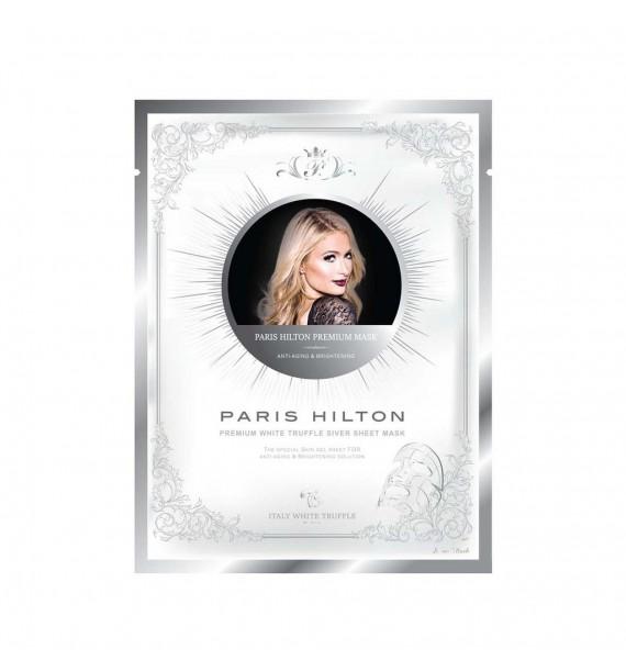 PARIS HILTON PREMIUM WHITE TRUFFLE GOLD SHEET MASK